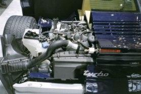 Mini Club Luzern 70 Automobil Salon Genf 2000